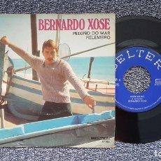 Discos de vinilo: BERNARDO XOXE - PEIXIÑO DO MAR / RELEMBRO. EDITADO POR BELTER. AÑO M1.971 (NO HAY UNIDADES). Lote 216906462