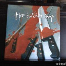 Discos de vinilo: THE BUTCHER SHOP - THE BUTCHER SHOP / ALBUM 2LP VINYL ED. LIMITADA 500 COP. SPAIN 2007. NM-NM. Lote 216906680