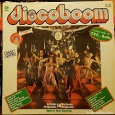 Discos de vinilo: DISCOBOOM. Lote 216921243