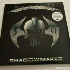 Discos de vinilo: RUNNING WILD-SHADOWMAKER 2 LP CLEAR VINYL-LIMITED EDITION-HELLOWEEN-MAIDEN. Lote 216924333