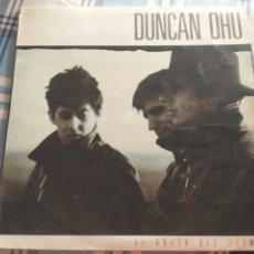 Discos de vinilo: DUNCAN DHU LP. Lote 216969757