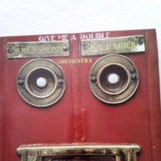 Discos de vinilo: SLIDE HAMPTON/ JOE HAIDER- ORQUESTA LP DOBLE 1974.. Lote 216979956
