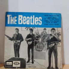 Dischi in vinile: EP ** THE BEATLES ** WHAT YOU'RE DOING +3 ** COVER/ EXCELLENT ** EP/ EXCELLENT/ NEAR MINT ** 1964. Lote 216986665