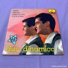 Discos de vinilo: SINGLE -- DUO DINÁMICO -- CARIÑOSA -- G. Lote 217000541