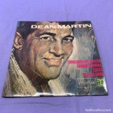 Discos de vinilo: SINGLE --DEAN MARTIN -- TODOS QUIEREN A A LGUIEN -- G. Lote 217001576