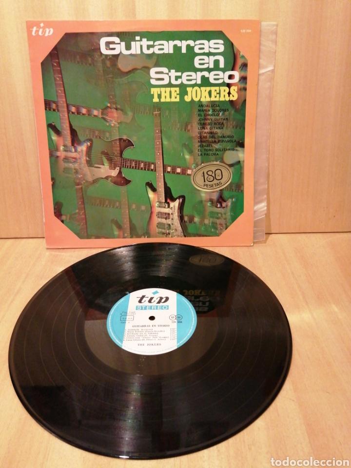 GUITARRAS EN STEREO. THE JOKERS. AÑO 1969. INSTRUMENTALES. (Música - Discos - LP Vinilo - Grupos Españoles 50 y 60)