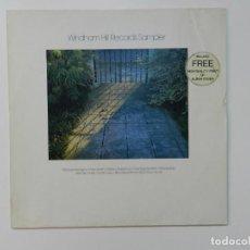 Discos de vinilo: VINILO LP. WINDHAM HILL RECORDS SAMPLER. EDICIÓN ALEMANA.. Lote 217021568
