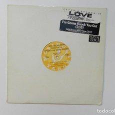 Discos de vinilo: VINILO MAXI. PETER ZARAMBA'S LOVE DELEGATION - SPREAD THE WORD. ED. ESP. DISCO PROMOCIONAL. RARO.. Lote 217024680