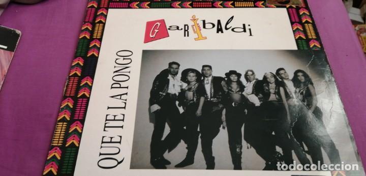 GARIBALDI QUE TE LA PONGO (Música - Discos - LP Vinilo - Solistas Españoles de los 70 a la actualidad)