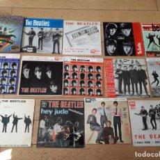 Discos de vinilo: THE BEATLES- SUPER LOTE. Lote 217031091