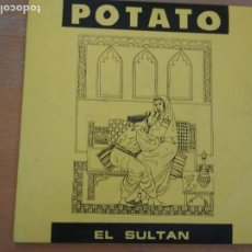 Discos de vinilo: POTATO EL SULTAN SINGLE 1990. Lote 217039717