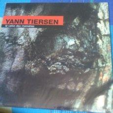 Discos de vinilo: YANN TIERSEN-LA VALS DES MONSTRES LP 1995 NUEVO NRM. Lote 217072041