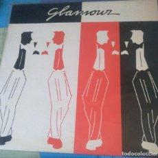 Discos de vinilo: GLAMOUR-GUARDA TUS LAGRIMAS SEGUNDO LP. Lote 217072985