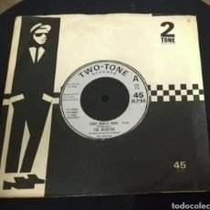 Discos de vinilo: THE SELECTER - THREE MINUTE HERO / JAMES BOND -1980 PORTADA ORIGINAL 2 TONE SKA. Lote 217074936