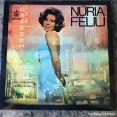 Discos de vinilo: NÚRIA FELIU -. NÚRIA FELIU . LP . 1975 ESTEL. Lote 217076421