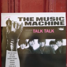 Discos de vinilo: THE MUSIC MACHINE-(TURN ON) . LP VINILO NUEVO. GARAGE 60,S. Lote 217077295