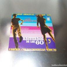 Discos de vinilo: LOS BRINCOS -- MEJOR & AMI CON ESAS --RECUERDOS DE LOS 60 Nº 3 --MINT ( M ). Lote 217095300