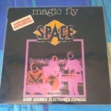 Discos de vinilo: SPACE MAGIC FLY LP SPAIN 1977 ACID ROCK. Lote 217106647