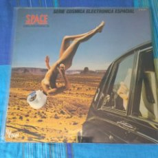 Discos de vinilo: SPACE-DELIVERANCE-SERIE COSMICA ELECTRONICA ESPACIAL LP. Lote 217106753