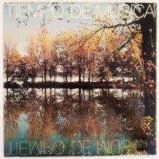 Discos de vinilo: LP VARIOS - TIEMPO DE MÚSICA,ESPAÑA 1979,GATEFOLD,LSP13.831,ESPECTACULAR SONIDO,COMO NUEVO(NM_NM). Lote 217107361