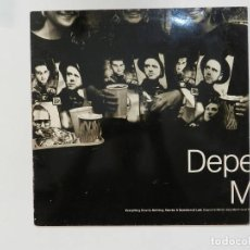 Discos de vinilo: VINILO MAXI. DEPECHE MODE - EVERYTHING COUNTS NOTHING SACRED A QUESTION OF LUST. 45 RPM.. Lote 217137848