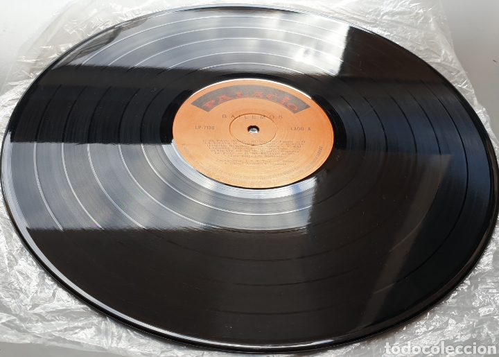 Discos de vinilo: LP BAILEMOS CON GERONIMO MENDEZ ROJAS Y SUS INVITADOS (Venezuela - Palacio - 1966) TOP COPY NEAR MIN - Foto 3 - 217141472