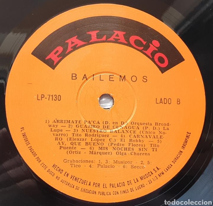 Discos de vinilo: LP BAILEMOS CON GERONIMO MENDEZ ROJAS Y SUS INVITADOS (Venezuela - Palacio - 1966) TOP COPY NEAR MIN - Foto 6 - 217141472