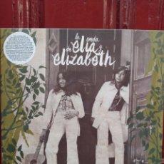 Discos de vinilo: LA ONDA ELIA Y ELIZABETH. LP VINILO PRECINTADO. Lote 217144478