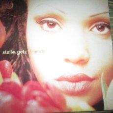 Discos de vinilo: STELLA GETZ - FRIEND - MAXI 45 R.P.M. ORIGINAL ALEMAN - POLYDO RECORDS 1993 - MUY NUEVO (5). Lote 217151113