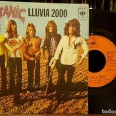 Discos de vinilo: TITANIC - LLUVIA 2000 - RUBIA. Lote 217157361