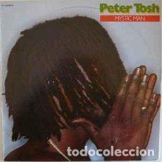 Discos de vinilo: PETER TOSH - MYSTIC MAN. Lote 217158983