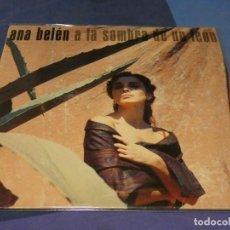 Discos de vinilo: EXPRO LP ANA BELEN A LA SOMBREA DE UN LEON ESTADO CORRECTISIMO. Lote 217197778