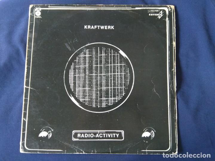 KRAFTWERK - RADIO ACTIVITY (Música - Discos - LP Vinilo - Electrónica, Avantgarde y Experimental)