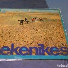 Discos de vinilo: EXPRO LP LOS PEKENIKES HOMONIMO ESPAÑA 1966 DECENTE CON SOLO PEQUEÑAS LINEAS. Lote 217211970