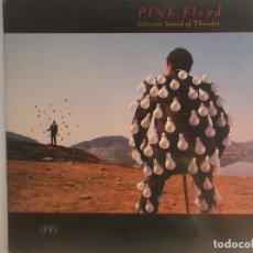 Discos de vinil: PINK FLOYD-DELICATE SOUND OF THUNDER-DOBLE LP-ORIGINAL ESPAÑOL-CONTIENE LOS ENCARTES. Lote 217221627
