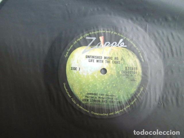 Discos de vinilo: BEATLES JOHN LENNON LP MADE IN JAPAN EXCELENTE ESTADO DE CONSERVACION LLEVA OBI ORIGINAL - Foto 3 - 217230597