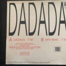 Discos de vinilo: OUT OF THE ORDINARY – DADADA TECHNO. Lote 217231776