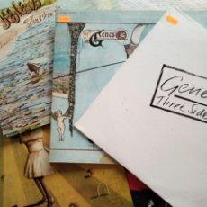 Discos de vinilo: GENESIS - LOTE DE 5 LPS +1 DOBLE.( VER FOTOS). Lote 217241085