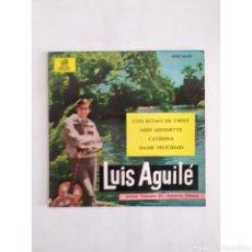 Discos de vinilo: SINGLE VINILO LUIS AGUILÉ. Lote 217246551