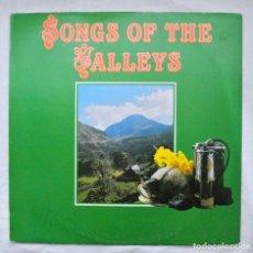 Discos de vinilo: THE LONDON WELSH MALE VOICE CHOIR SONGS OF THE VALLEYS, DISCO VINILO LP, K-TELL, 1981. Lote 217247538
