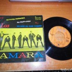 Discos de vinilo: LOS TAMARA EL CHIPI-CHIPI / YO SOY EL SON CUBANO / LA LUNA ENAMORADA / Y.. EP VINILO 1962 ESPAÑA. Lote 217253578