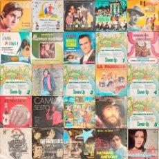 Discos de vinilo: DISCOS DE VINILO DE 7'' - VARIOS AUTORES Y ESTILOS - UNIDAD 5€ - BUEN ESTADO - ANUNCIO 02 DE 3. Lote 217278866