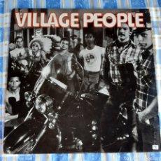 Discos de vinilo: VILLAGE PEOPLE 'SAN FRANCISCO' (USA 1977). Lote 217307632