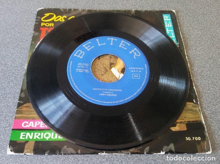 Discos de vinilo: Vinilo Dos Cuentos por Tony Leblanc - Foto 2 - 217311232