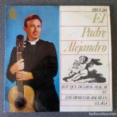 Discos de vinilo: VINILO EP EL PADRE ALEJANDRO. Lote 217311671