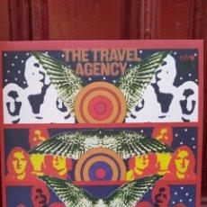 Discos de vinilo: THE TRAVEL AGENCY-LP VINILO NUEVO - PSYCHEDELIC-ROCK. Lote 217312967