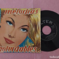 """Discos de vinilo: 7"""" JIMMY CARROLL, LARRY CLINTON, ARTIE SHAW - STARDUST + 3 BELTER 50.076 - SPAIN PRESS EP (VG+/VG+). Lote 217318613"""
