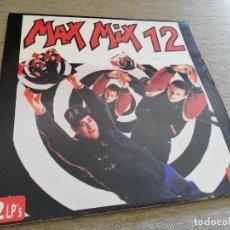 Disques de vinyle: MAX MIX 12-2 LP. Lote 217323342