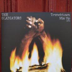 Discos de vinilo: THE GLADIATORS-TRENCHTOWN MIX UP. LP VINILO NUEVO - REGGAE. Lote 217328767