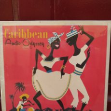 Discos de vinilo: CARIBBEAN AUDIO ODYSSEY VOLUME TWO . VINILO PRECINTADO. Lote 217332320